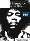 Jimi Hendrix- Note for Note