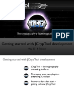 Getting Started With Jcryptool