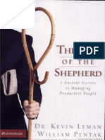 The Way of the Shepherd