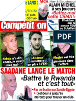 Edition du 07 octobre 2009
