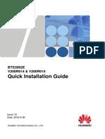 BTS3902E WCDMA Quick Installation Guide(01)(PDF)-En