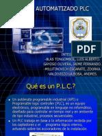 Sistema Automatizado Plc Usp