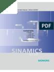 SINAMICS G120 - Parameter Manual - Siemens