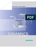 SINAMICS G120 - Parameter Manual - Siemens