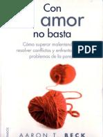 Con El Amor No Basta - Beck
