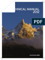 Salomon Technical Manual 2012