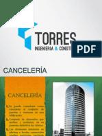 Exposición canceleria