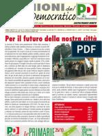opinioni ottobre 2009