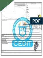 FORMATO DE PROYECTO DE LECTURA CEDIT (por capítulos, definitivo)