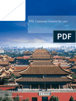 PRC Corporate Income Tax Law (2008 KPMG)