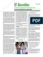 52Serv200302e - QUÉ ES UNA REUNIÓN DE ORACIÓN