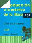 Int.PrácticaFilosofía - Antonio Gonzalez
