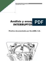 PME-500-TR - Ensayo de Interruptores