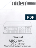 UBC760XLT
