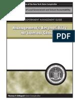 Managements Responsibility