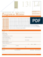 Solicitud Admision Programas Master 2013(V1.1)CUNEF