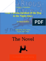The Curious Incident Of The Dog In The Night Time Psychology