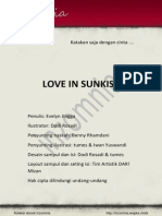 Love In Sunkist by Evelyn Jingga