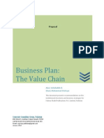 The Value Chain Report Jan 22