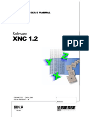 xnc 1 2 manual | Computer Keyboard | Operating System