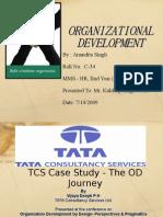Organizational Development in TCS