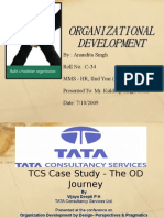 od intervention in tcs
