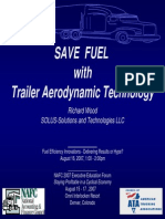 Truck Aerodynamic Design