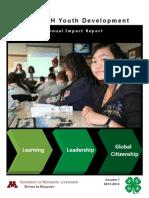 impact report 2012-2013