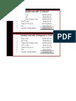 Reverse Tax Calculator