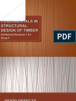 Fundamentals in Structural Design of Timber(1)