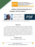 7-El Ser Creativo Jose Antonio Marina