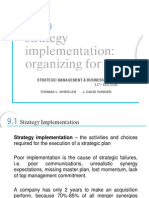 9+ +Strategy+Implementation+ +Organizing+for+Action