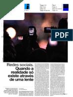 Jornal i - Jorge Rosa Sobre Redes Sociais