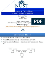 basic lecture information theory and coding