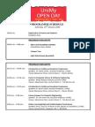 UniMy OPEN DAY 2014 program v2.pdf