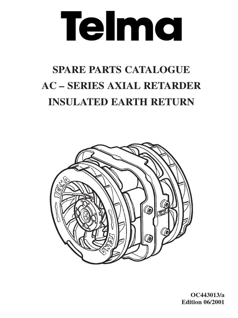 telma parts screw mechanical engineering rh es scribd com Telma Driveline Brake Telma Retarder Parts