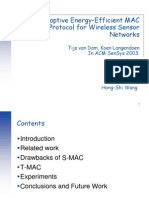An Adaptive Energy Efficient MAC Protocol for Wireless Sensor Networks