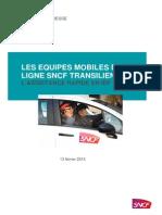 20140213 Les Equipes Mobiles de Ligne SNCF Transilien l'Assistance Rapide en Ile de France.pdf Fevrier 2014
