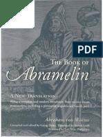 Abraham Von Worms, Georg Dehn, Steven Guth, Lon Milo Duquette the Book of Abramelin a New Translation 2006