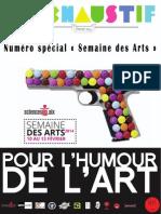 Aixhaustif Février - Semaine des Arts 2014