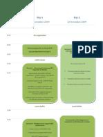 Descriptive Agenda SEA EU NET Conference 071009