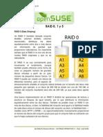 PracticaSuse 22- Raid
