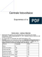 Centrale Fotovoltaice 5