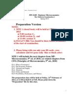 Preparation BMicro MTE1+S+2014 2