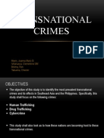 Transnational Crime Ppt