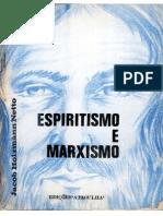 Jacob Holzmann Netto - Espiritismo e Marxismo - PENSE (1)