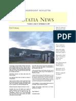 Statia News No. 14