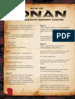 Age of Conan Faq 1 0