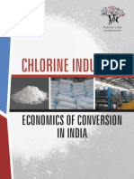 Chlorine Economics of Conversion
