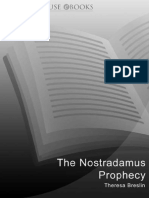 Theresa Breslin - The Nostradamus Prophecy